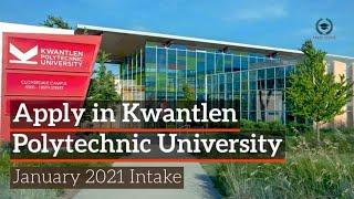 Kwantlen Polytechnic University (KPU): January 2021   Surrey   British Columbia (BC)   Apply Global