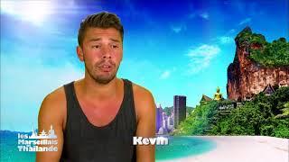 Rupture et Clash entre Kevin et Stéphanie