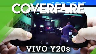 Découvrez Cover Fire Performance sur Vivo Y20s - Gameplay