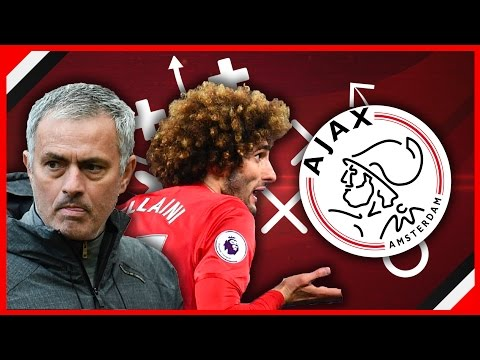 MAN UNITED VS AJAX | STARTING XI SHOW | FELLAINI + LINGARD IN FOR EUROPA LEAGUE FINAL
