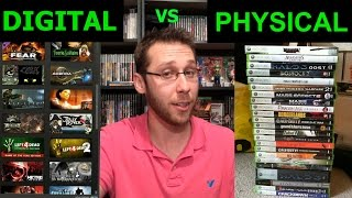 Digital Games vs. Physical Games