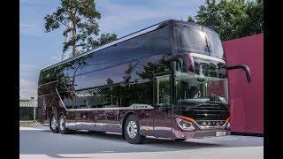 Der Setra S 531 DT - Doppeldecker feiert Weltpremiere