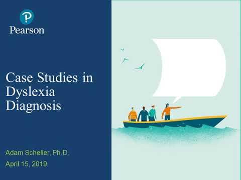 Case Studies in Dyslexia Diagnosis