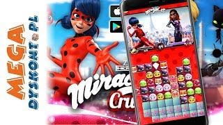 MIRACULOUS CRUSH  A Ladybug & Cat Noir Match 3  GRA MONIA I AGATKA