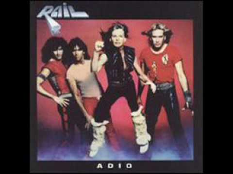 RAIL (US) - Another Side of Blue (1984)