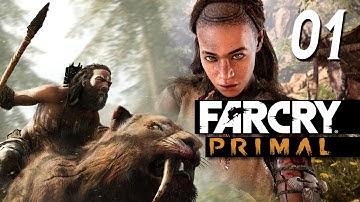 파크라이 프라이멀 #1 원시시대 생존게임   (Far Cry Primal )