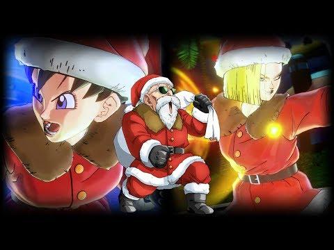 Merry Christmas - Dragon Ball Xenoverse 2 PVP