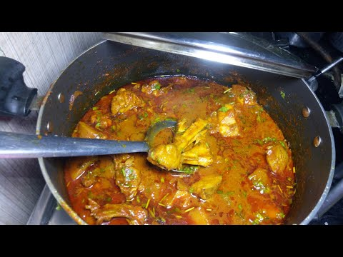 chicken masala recipe best choice people and best teste [S rajanpur food ]