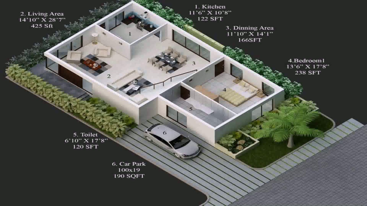 House Design 30x40 Site YouTube – House Plan For 30X40 Site
