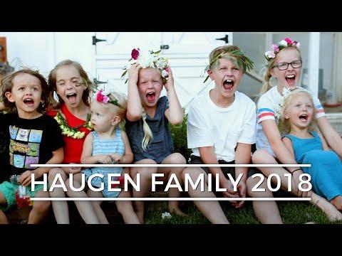 HAUGEN FAMILY 2018
