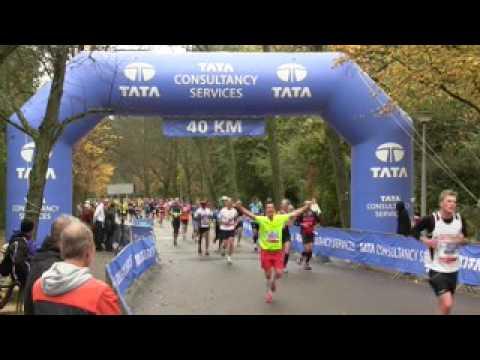Amsterdam Marathon 2012 - Rick Shaver