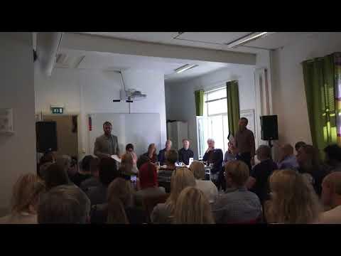 Ruspolitisk debatt på Retretten 22. august 2017