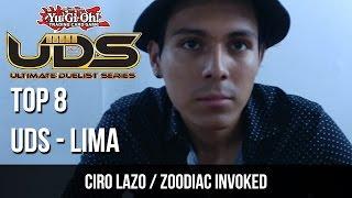 uds lima top 8 zoodiac invoked ciro lazo march 2017