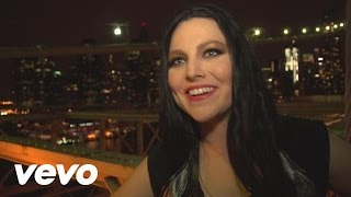 vuclip Evanescence - What You Want (Behind The Scenes)