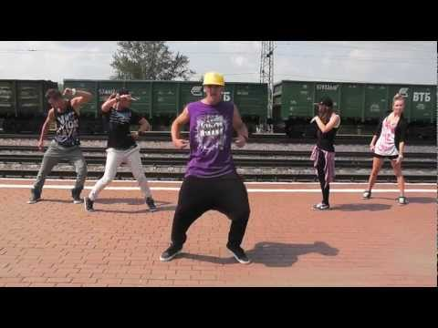 New Boyz ft. Tyga Cricketz | X-Zibit dance crew