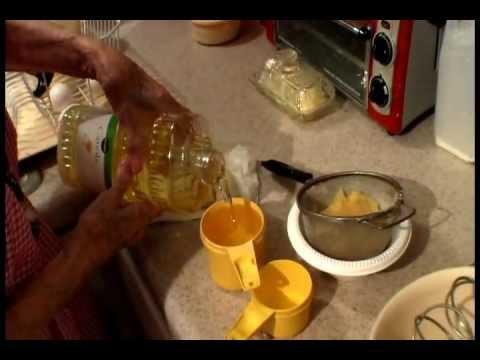 Granny Pryor's Banana Bread