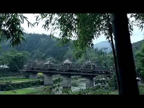 Beautiful in Sanjiang-Chinese Dong Ethnic Group中国侗族-美丽三江旅游宣传片