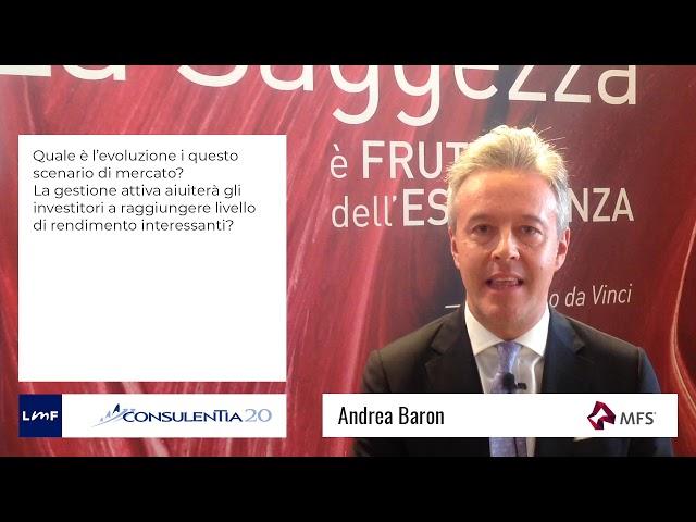 Consulentia 2020 - Andrea Baron (MFS)
