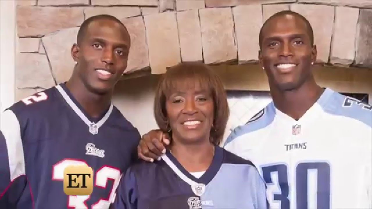 newest f9531 5650a The McCourty Twins and Their Mom Are the Best NFL Family Ever