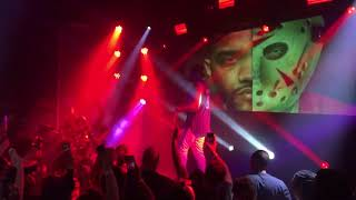Joyner Lucas performing Mask Off @ The Social in Orlando, Florida