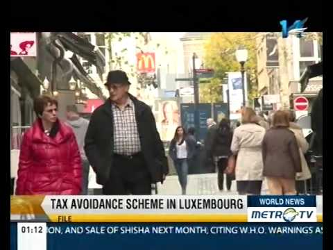 Tax Avoidance Scheme In Luxembourg