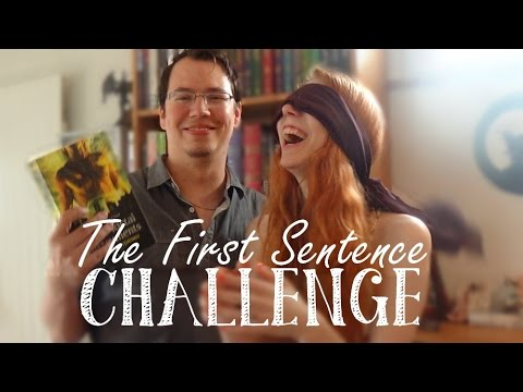 First Sentence Challenge