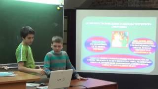 17.04.15  Проект 5 класса по ОБЖ