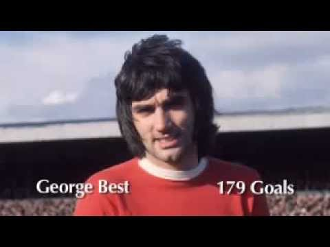 Manchester United's top 10 goalscorers