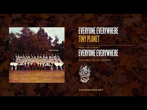 Everyone Everywhere - Tiny Planet