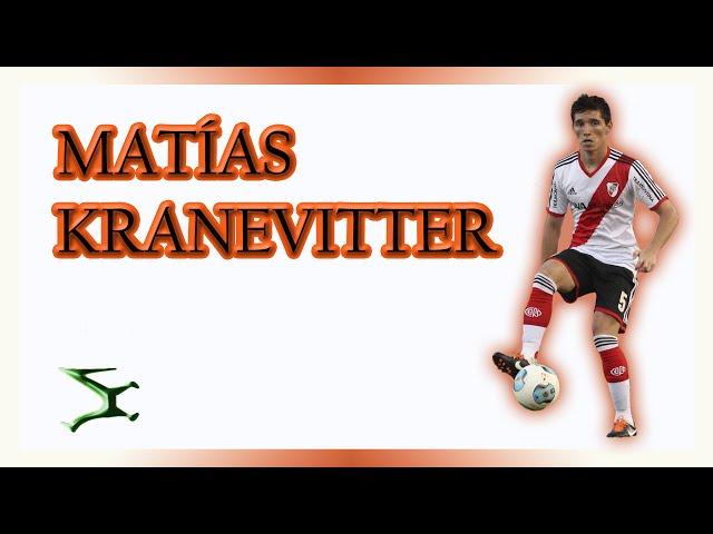 Matías KRANEVITTER || Skills - Interceptions || River Plate 2014 || ►