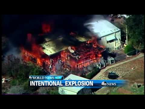 WEBCAST: Intentional Explosion