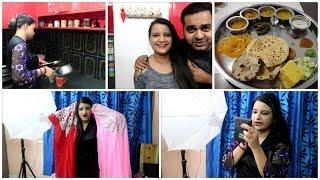 Failed Online Shopping  Panchvati Thali Tasting/AC Shopping