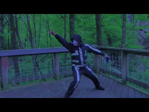 Industrial Dancing. Robotic Grim Reaper.
