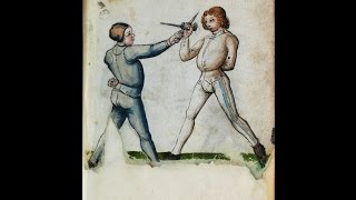 Medieval dagger fighting and the icepick grip - a response to Lindybeige