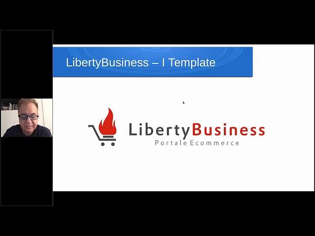 Webinar LibertyBusiness sulla gestione dei temi - LibertyCommerce Academy