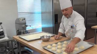 How To Shape Kaiser Rolls