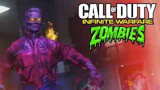 infinite warfare zombies wonder weapons pack a punch new perks spaceland gameplay