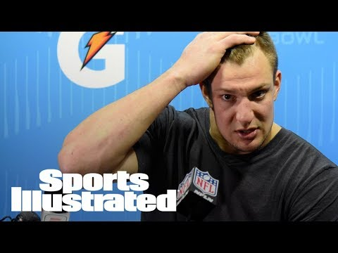 Police Investigating Possible Burglary At Rob Gronkowski's Home   SI Wire   Sports Illustrated
