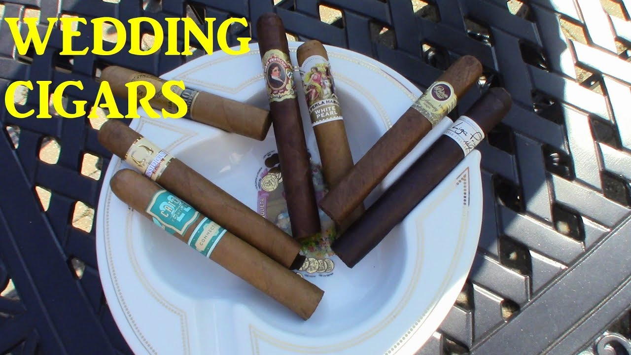 Best Cigars For A Wedding Back Porch Cigar Reviews Youtube