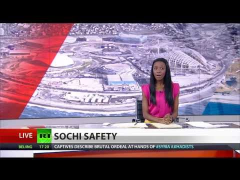 Sochi Safety: Unprecedented security in place around winter Olympic host city