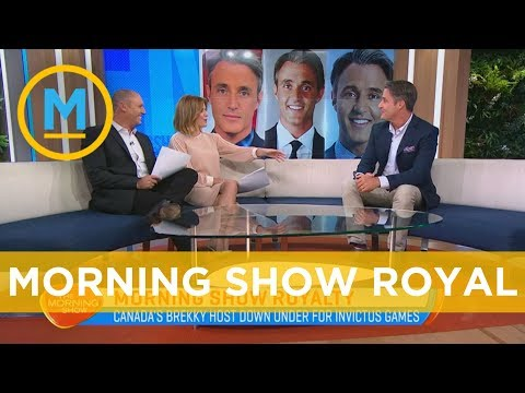 That time Ben took over an Australian morning show | Your Morning