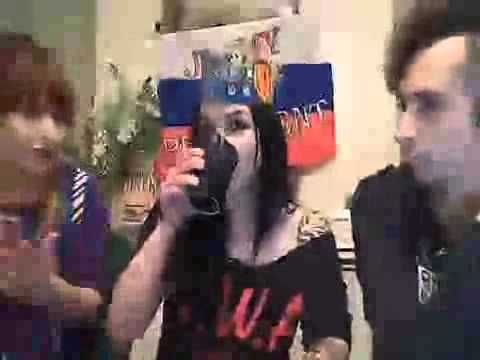 Tourcrush - Mindless Self Indulgence - The New Record @ 11/29/2012 04:20 Part 3