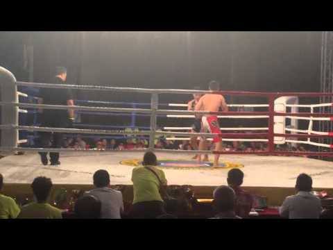 Marc Guyon VS Li Mu Ha UCMAA 2014