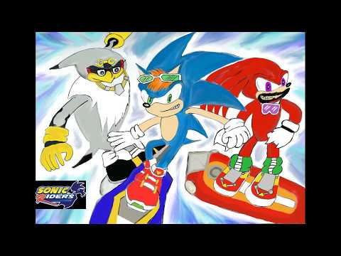 Sonic Riders - Part 1: Extreme!(ly Pointless) from YouTube · Duration:  19 minutes 27 seconds