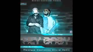 Pitbull feat. T-Pain - Hey Baby (Merengue Electrónico Remix Prod. by Maffio)