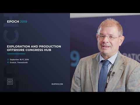 Yannis Grigoriou (Hellenic Petroleum Upstream S.A.) Interview @ EPOCH 2019, September 2019