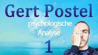 👁 Gert Postel • Psychologische Analyse: Authentizität, Beziehungsangebote, Intellektualität