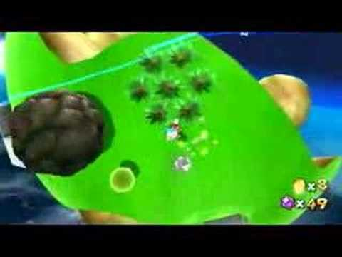 Player movement relative to camera (a la Super Mario Galaxy) in