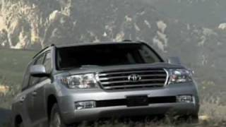Roadfly.com - 2008 Toyota Land Cruiser Car Review
