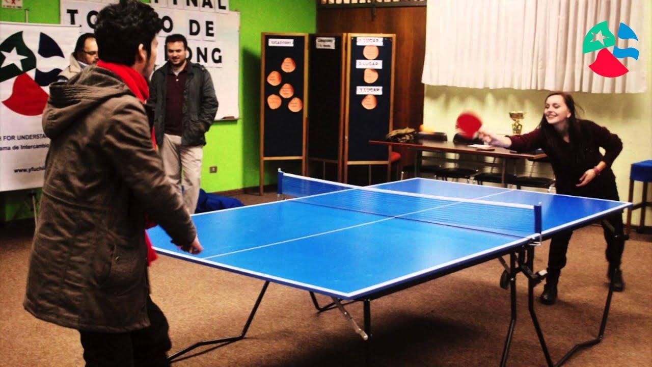Torneo de Ping-Pong \